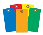 Colored Tyvek Tags