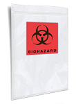 Bio-Hazard Zip Bag