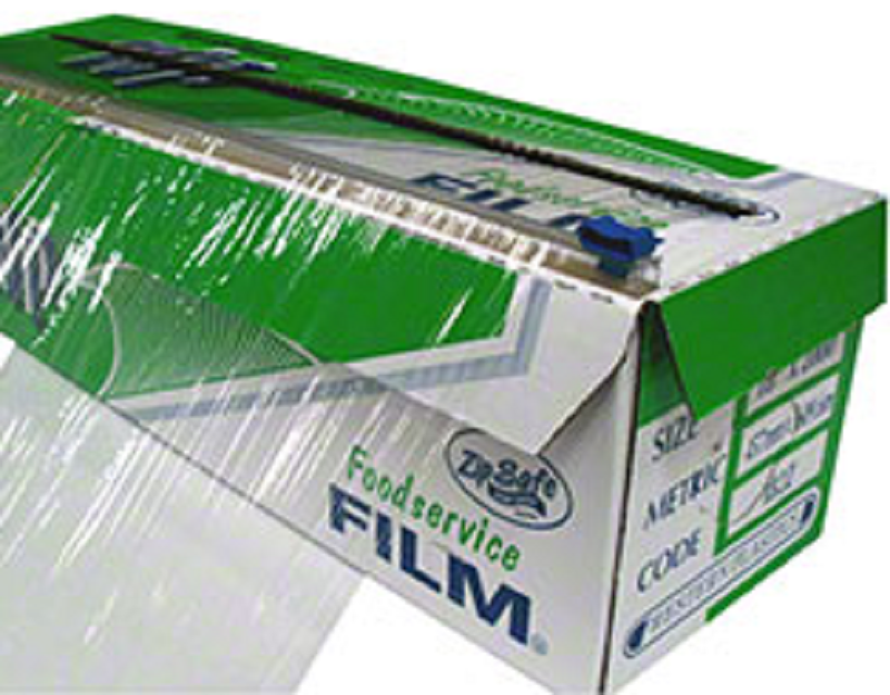 Stretch Film with Cutter