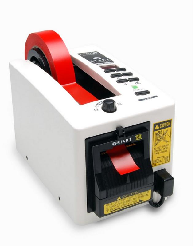 Automatic Tape Dispenser ~ Electric tape dispenser zcm b automatic taper