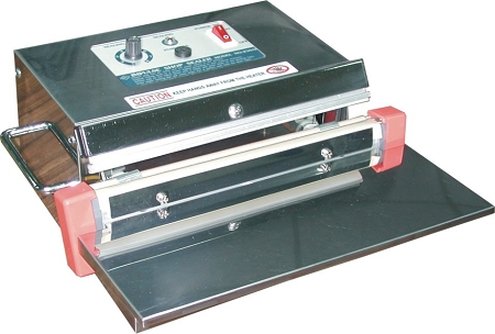 AIE-300SI - 12 Inch Table - Wall Impulse Sealer Semi Automatic