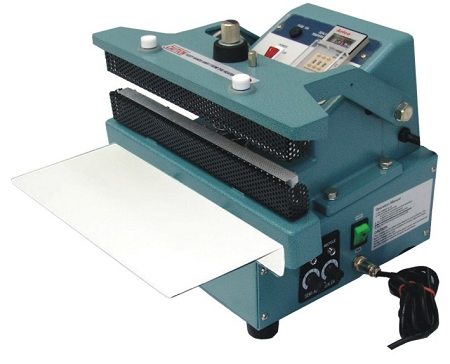 AIE-600CA - 24 Inch Auto - Manual Constant Heat Bench Sealer
