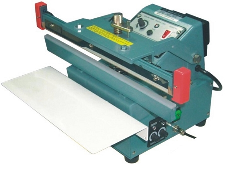 AIE-450FUA - 18 Inch Automatic - Manual Upper Jaw Sealer 2mm Seal