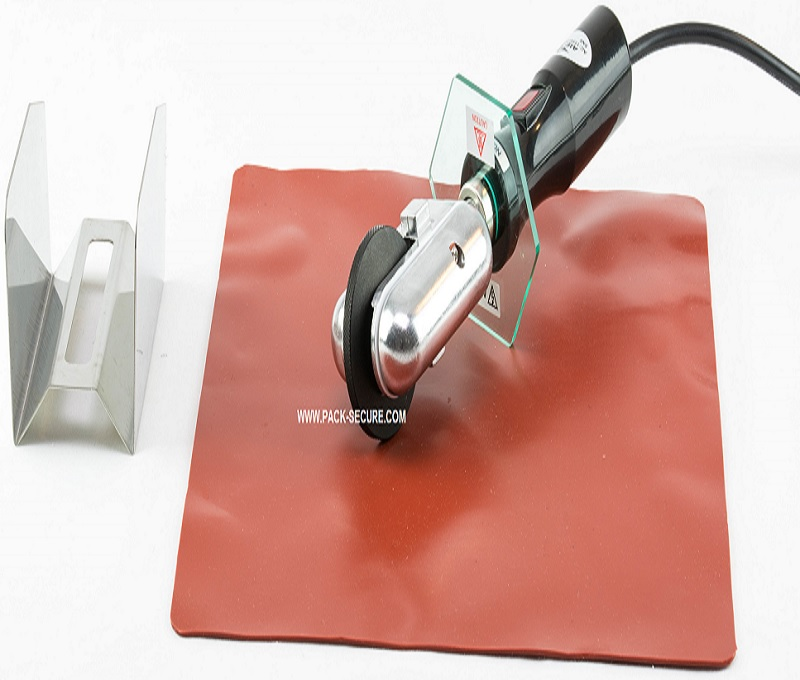AIE-RS1 - Hand Held  Roller Sealer 5mm Seal with a sturdy plastic handle
