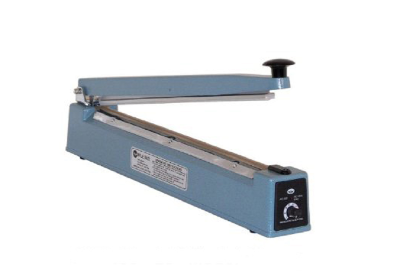 AIE-400P - 16 inch Hand Impulse Sealer With 2 mm Wide Seal