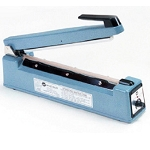 AIE-100T/220V - Hand Impulse Bag Sealer 4 Inch Long 2 mm Wide Seal