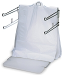 T-Shirt Merchandise Bag Dispenser