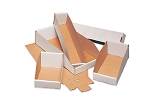 ON SALE - Bin Boxes Open Top - 4 x 24 x 4 1/2 - 50 Ct - BINMT424