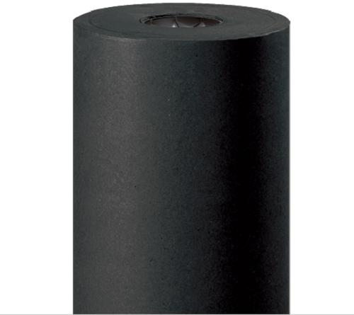 black kraft paper kp2450bk black paper 24 inch. Black Bedroom Furniture Sets. Home Design Ideas