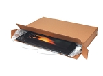 24 x 5 x 18 Kraft Side Loading Mailer Box  25 Ct.
