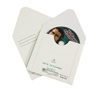 5 1/8 in. x 5 in. CD Mailers - Self-Sealing Foam Lined 100 Ct.