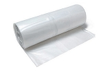 Clear Poly Sheeting 1 Mil - 4 ft. x 200 ft. - CF104C