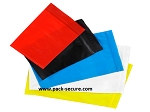 Colored Zip Bags 3 x 5 1000 Ct.