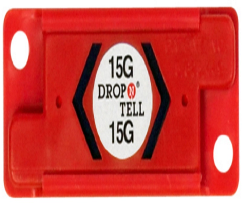 Drop N Tell Indicator - Range 15G - DTNR15G - 25 Count