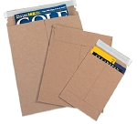 Kraft Flat Self Sealing Mailer