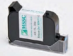 Smart-Jet® Ink Max Cartridge -  Black Ink For Porous Surfaces - 81702
