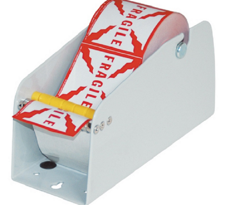 Wall Mount Label Dispenser - 3 inch