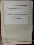 Cloth Drawstring Mailing Bags