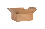 30 x 24 x 12 - Corrugated Cardboard Boxes - 15 Count
