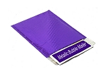 Purple Glamour Metallic Bubble Mailers 9 x 11.5 - 100 Ct. - CLEARANCE