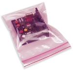 Anti Static Reclosable Zip Bags - 2.5 x 3 - 4 mil - 4022 - 1000 Ct