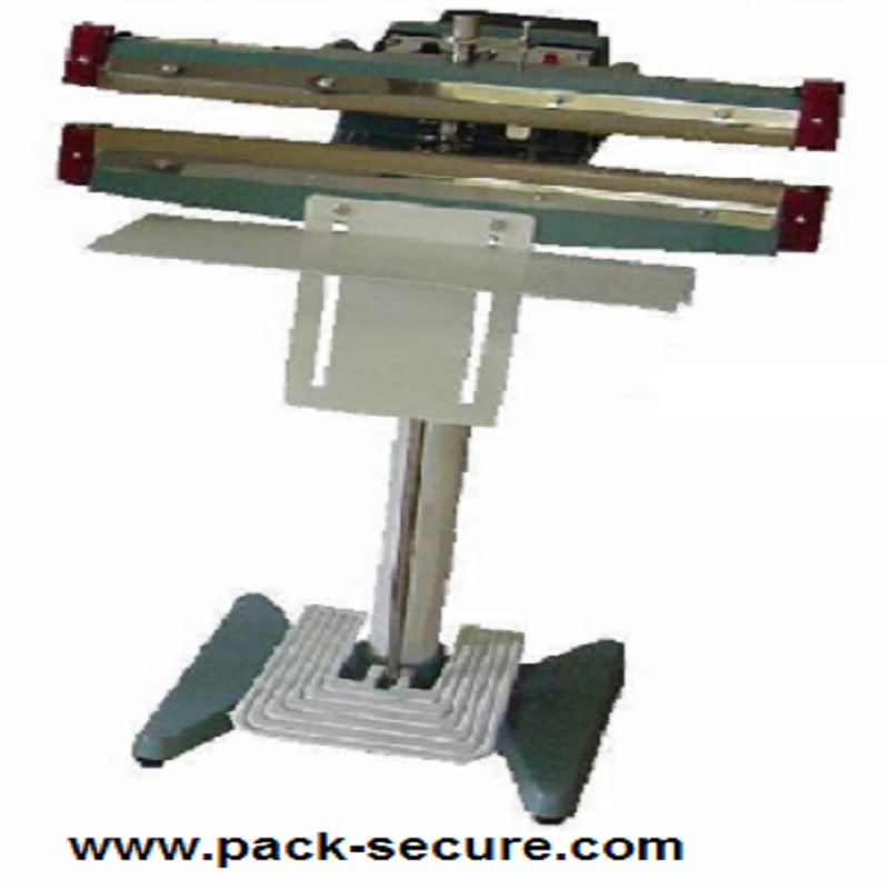 MP-12DS - 12 Inch Double Impulse Foot Sealer - Midwest Pacific - 5mm Seal