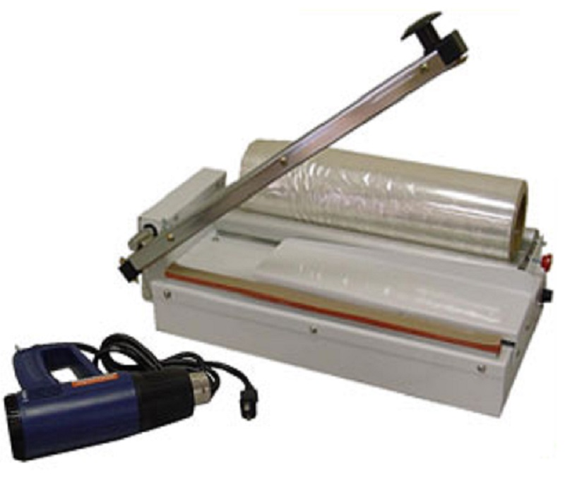 MP-27SW - 27 inch Industrial Shrink Wrap System with Timer