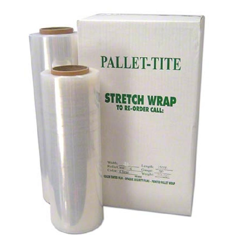 Pallet Stretch Wrap - Pallet-Tite - 18 x 1500 - 90 Gauge - 4 Rolls - PSF17