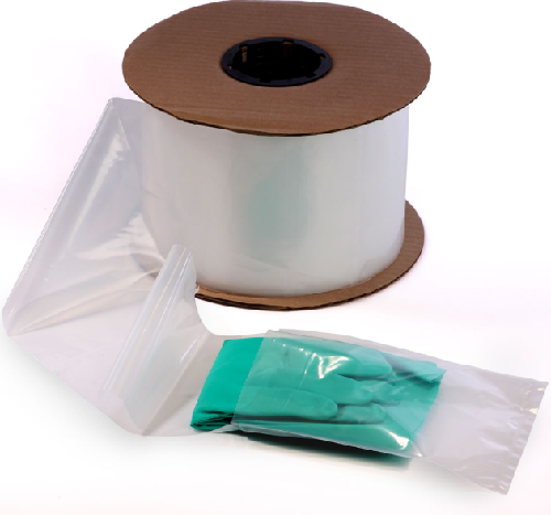 Pre-Opened - Poly Bags on Roll
