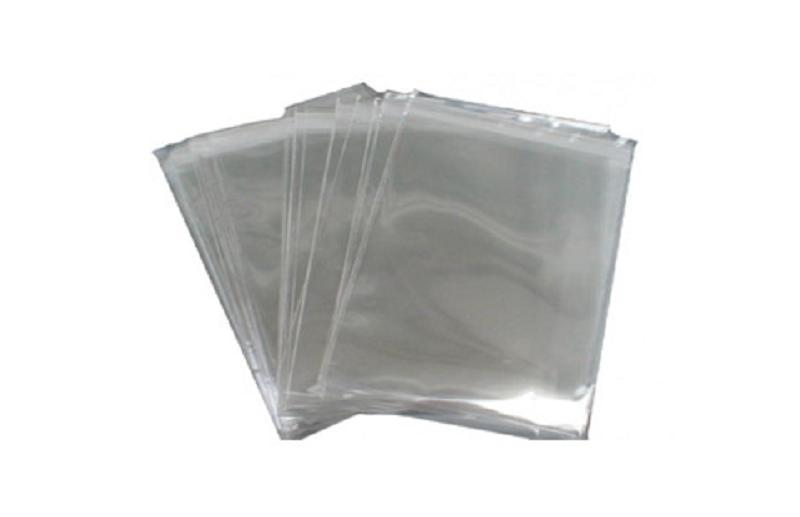 Polypropylene Bags Flat Polypropylene Bags Gusseted