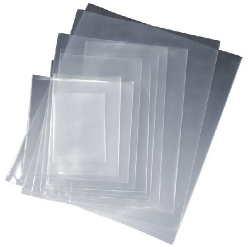 Flat Polypropylene - Poly Bags 1 5 mil - 8 x 10 - 1000 Ct - 13045