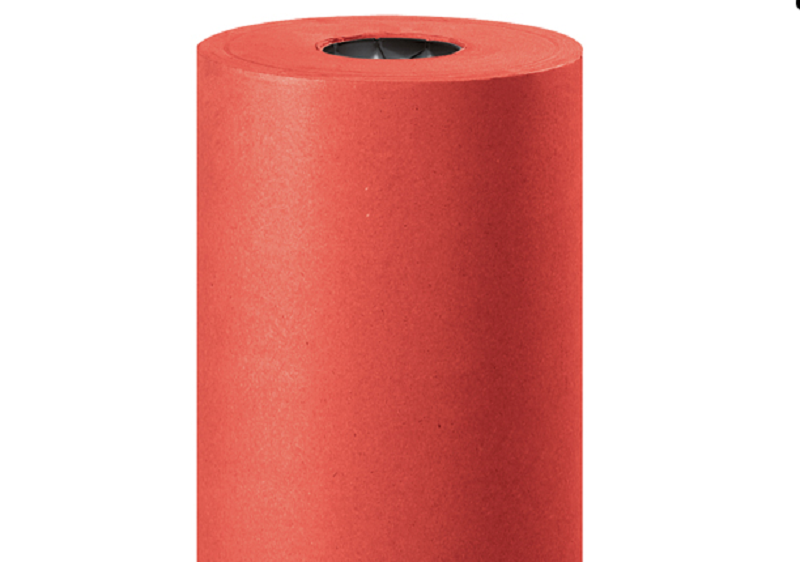 red kraft paper kraft red paper roll red paper 36 inch pack