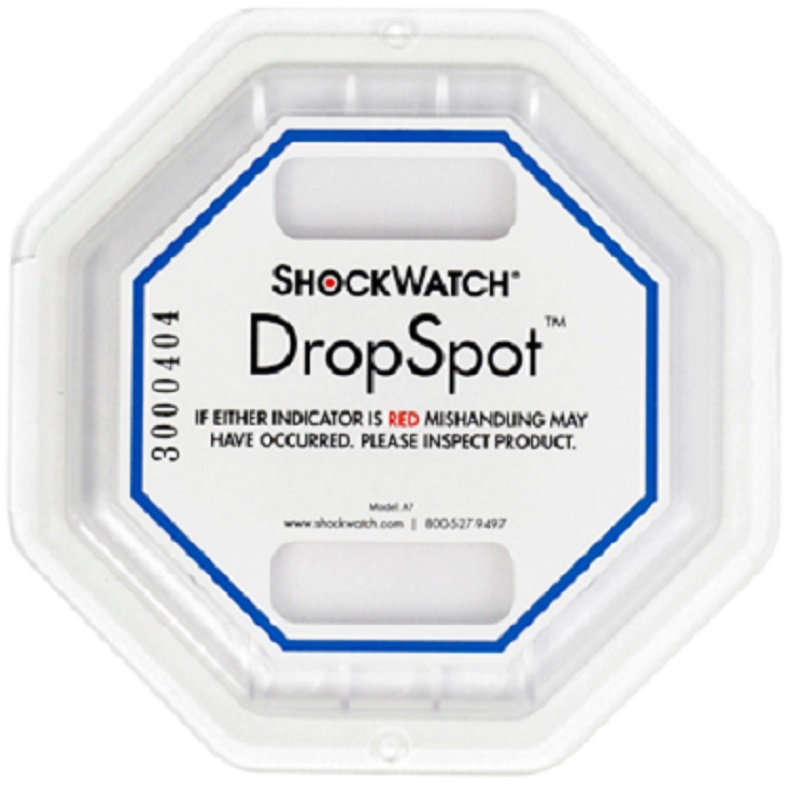 DropSpot Shipping Indicator - 15G - Dark Blue - SDW15 - 25 Ct