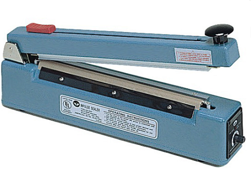 Aie 200c 8 Inch Bag Sealer With 2mm Seal And Cutter