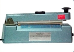Hand Heat Sealer Midwest Pacific - 8 in. with cutter - MP-8C - CLEARANCE AS IS