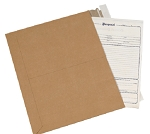 Flat Utility Kraft Mailers, Recycled