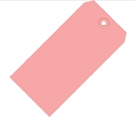 Pink Colored Tags - Shipping Tags - 1000 Count