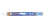 UMark 100P Paint Marker - Light Blue - Fine Line 10213FL - 12 ct
