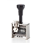 Numbering and Date Machine 307/NG - Gothic Style Font 3/16 inch - Reiner