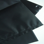 Black Conductive Poly Bags - 3 x 5 - 4 mil - 100 Ct - 6500