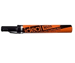 Black Ideal Mark Markers - 12 Count - 0930001