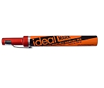 Red Ideal Mark Markers - 12 Count - 0930006