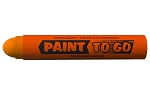 Orange Paint To Go Solid Paint Markers - 10627 - 12 ct