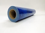 Hard Surface Protection Film Blue 2.2 mil - 24 in x 50 ft (4 rolls) - HSPF2450L/4