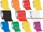 Safety Tape Solid Colors - 3 inch x 36 yards