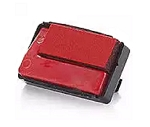 Red Ink Color Box for Reiner Numbering Machines - Type 1 - Quantity 3