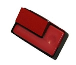 Red Ink Color Box for Reiner Numbering Machines - Type 2 - Quantity 3