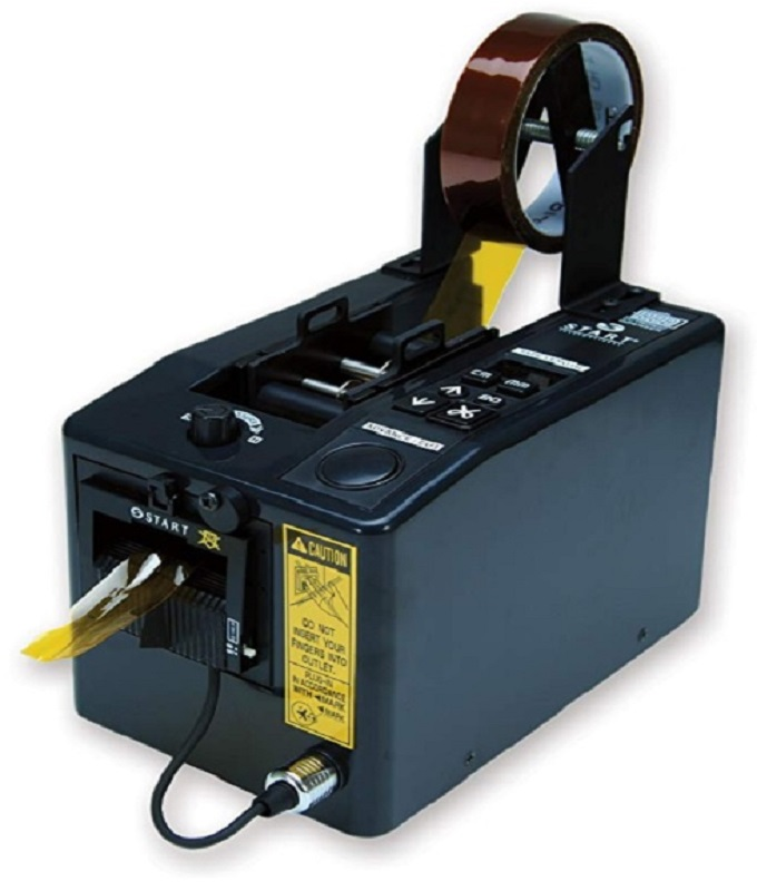 Electric Tape Dispenser - ZCM1000K - for thin tape like Kapton