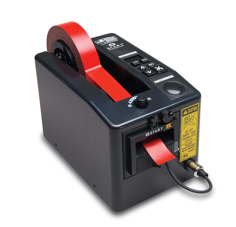 Automatic Tape Dispenser ~ Electric tape dispenser zcm ns automatic taper