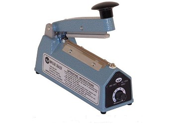AIE-100T - Hand Impulse Sealer - 4 inch Length with 2 mm Wide Seal